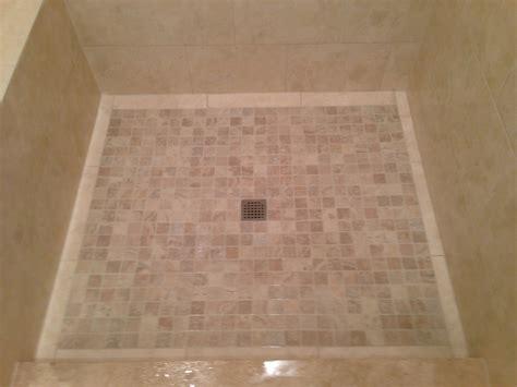 shower floor tiled shower floors bathroom renovations