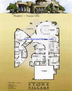 stone village tucson arizona tuscan floor plan c