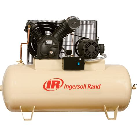 ingersoll rand type  reciprocating air compressor