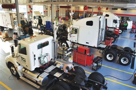 layout of diesel mechanic workshop 5 ways to improve shop productivity articles