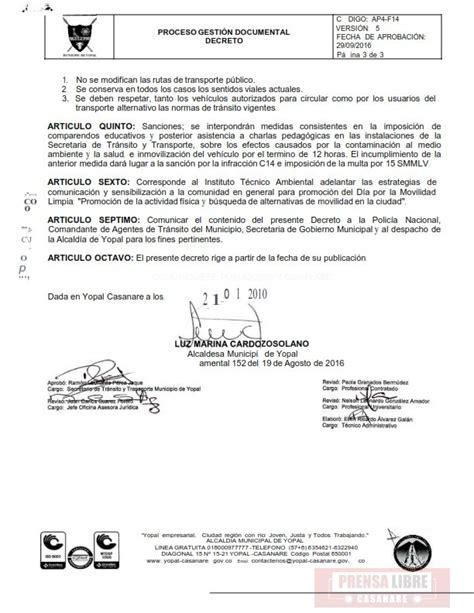 impuestos de carros y motos de yopal casanare hoy d 237 a sin carro y sin moto en yopal 187 prensa libre casanare