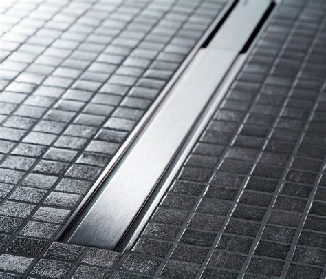 clean lines geberit shower channels cleanline linear drains from