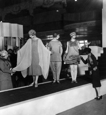 the and winding history of fashion week new york