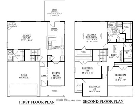 one room deep house plans 164 best images about two story house plans on pinterest