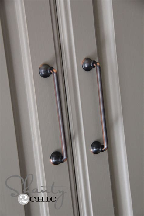 Discount Kitchen Cabinet Hardware by Cheap Cabinet Hardware Shanty 2 Chic