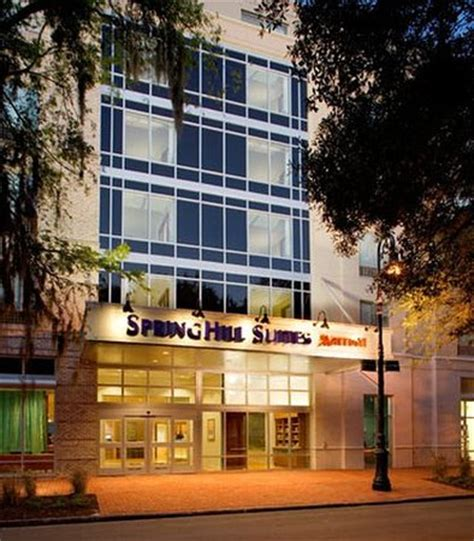 springhill suites savannah downtownhistoric district ga