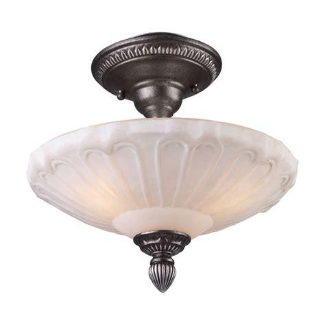 elk lighting 66092 3 silver restoration three light