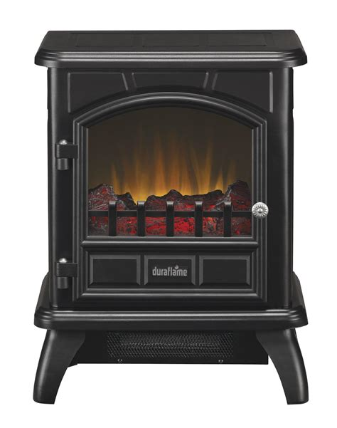 duraflame electric stove in black dfs 500 0