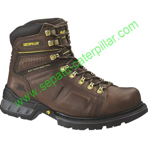 Sepatu Anak Boot Outdoor Caterpillar Fashion Import Cowok 1 jual sepatu safety caterpillar endure superduty st oak original sepatu caterpillar