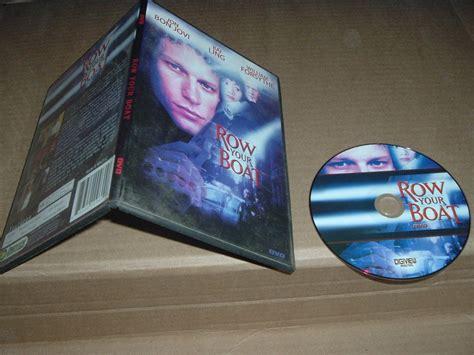 row row your boat dvd row your boat dvd movie starring jon bon jovi as main
