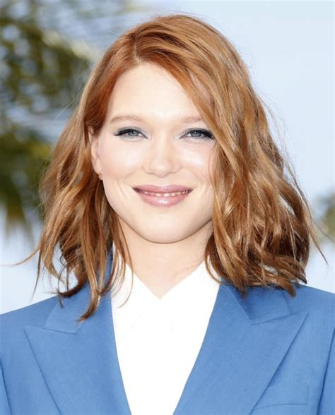 lea seydoux skincare l 233 a seydoux s 10 best hair and makeup looks the skincare