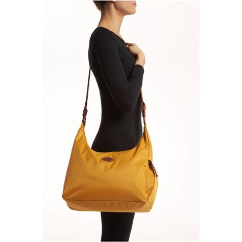 Original Longch Le Pliage Neo Sling Hobo Bag Authentic Longch Le Pliage Hobo Bag In Camel Luxury On
