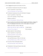 2010 spring chemical equations worksheet key chemical equations worksheet answer key general