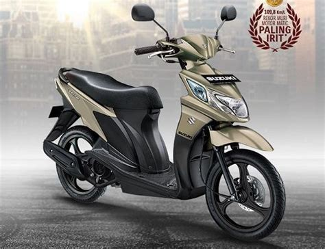 Motor Murah 7 motor matic murah terbaik di indonesia terbaru 2018