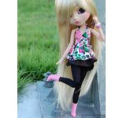 Cute Doll Fashionable Barbie Girl