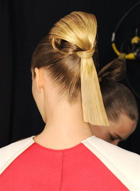 nyc hairstyles for 2015 new york fashion week hairstyles 2015 spring summer