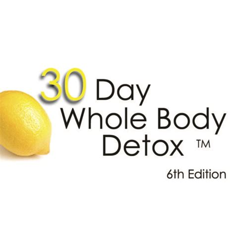Detoxing The Whole by 30 Day Whole Detox The Whole Food Detox That