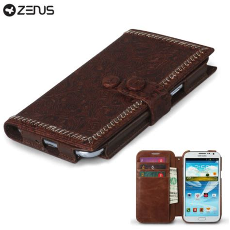 Flipcase Canvas Diary Samsung Galaxy Z2 Flip Cover Wallet Flip Cover samsung galaxy note ii cases now at mobile coolsmartphone