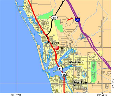 zip code map venice fl 34275 zip code venice florida profile homes