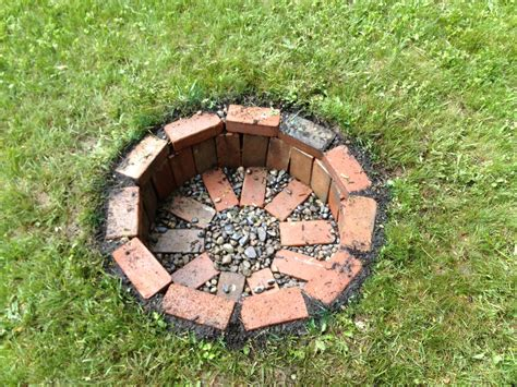 build pit uk 12 diy pits for your backyard garden hose bricks and firepit ideas