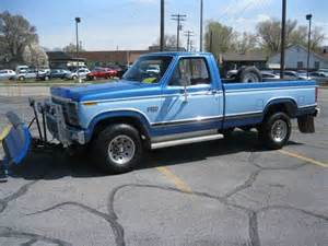 1984 ford f 250 regular cab 4wd in pocatello id