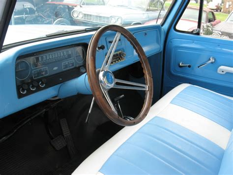 1964 Chevy Truck Interior by Pics For Gt 1964 Chevy Truck Interior