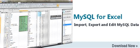 Mysql Create Table Exle by Mysql Mysql For Excel