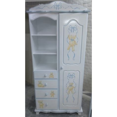 Baby Nursery Wardrobes nursery combination wardrobe for baby