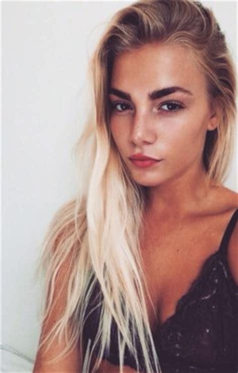 blonde hair color styles for dark eyebrows 30 nuances de blonds qui vont vous faire craquer trend