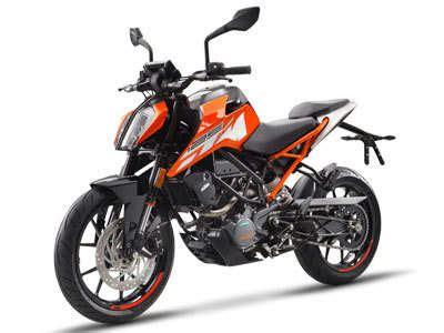 125ccm Motorr Der Liste by Ktm 125 Duke For Sale Price List In India October 2018