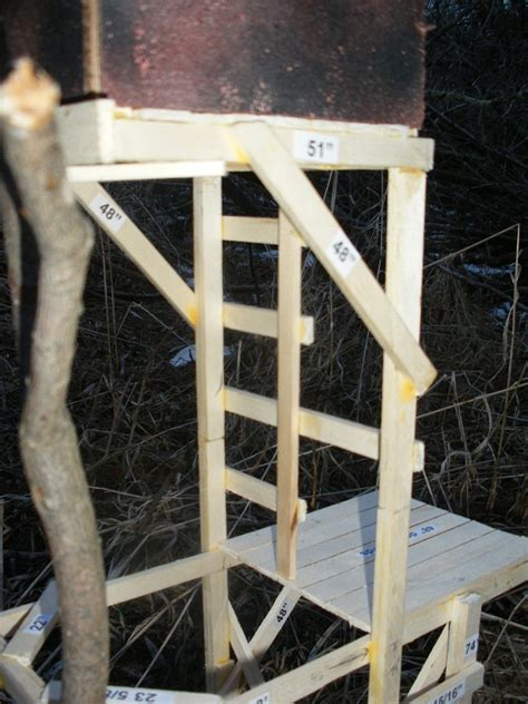 ft deer stamd build  stand