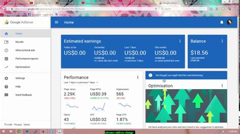 adsense change address how to apply google adsense pin 1st 2nd 3rd time and