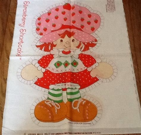 Strawberry Shortcake Two Ways Beginners Experts by 404 Best Softies I Want To Make Images On