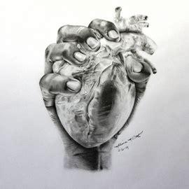 heart  hand drawing  uniqsoul  newgrounds