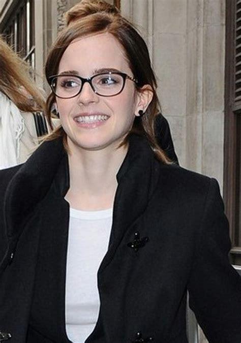 emma watson glasses glasses emma watson pinterest
