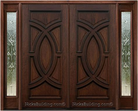 wooden front door designs for houses chic front door double designs modern front double doors elegant and ethnic wooden