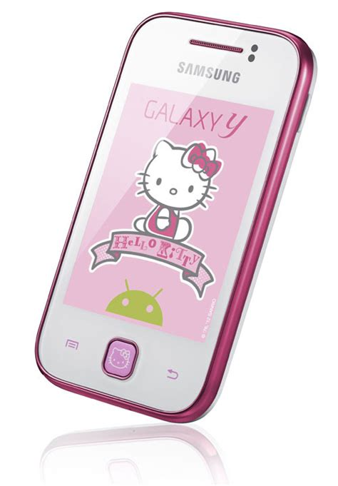 hello kitty wallpaper samsung galaxy young samsung galaxy y hello kitty edition coming to germany