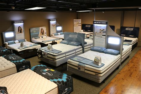 image gallery mattress showroom