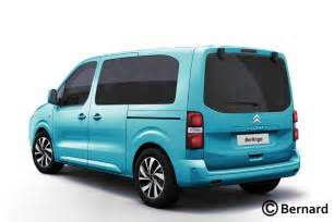Citroen Berlingo Or Peugeot Partner Bernard Car Design 2018 Citroen Berlingo Peugeot Partner