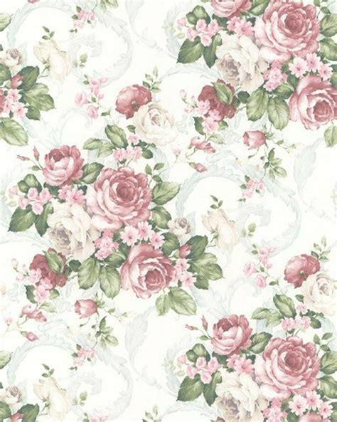 flower pattern x vintage flower pattern white backgrounds pinterest