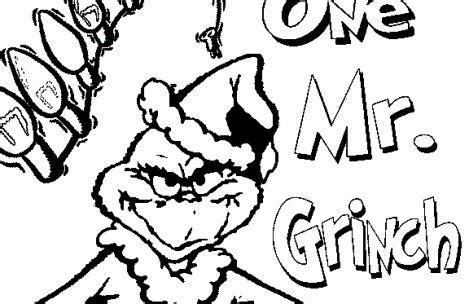 Grinch Christmas Coloring Pages Just Colorings Free Printable Coloring Pages Of The Grinch Who Stole