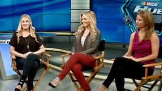 nascar illustrated women broadcasting roundtable