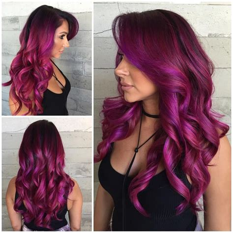 history of hair color fields of color 1286 best images about hair on pinterest rose gold ombre