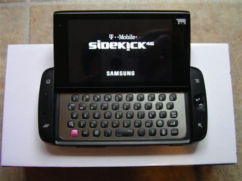 To Sidekick on with the t mobile sidekick 4g techrepublic