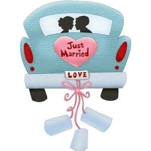 Just Married Auto Clipart Kostenlos by 118 Best Images About Wedding Clip Art On Pinterest