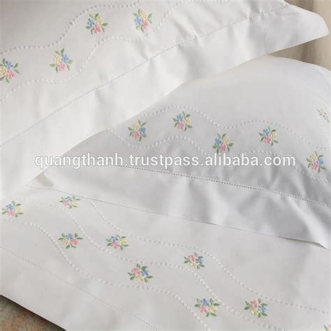 Pp Bedsheet Sprei Baby embroidery bedding set bed sheet bed linen baby bedding buy embroidered bed sheet