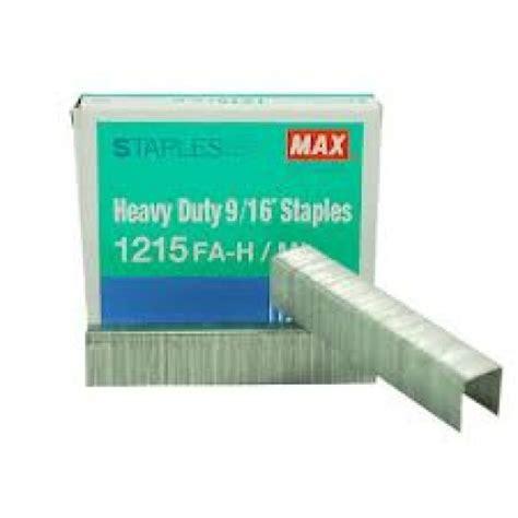 Bantex Staples No 10 9360 00 max refil staples 1215 23 15
