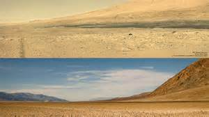Mars Landscape Pictures Nasa Photos Of Mars Landscapes By Nasa S Curiosity Rover