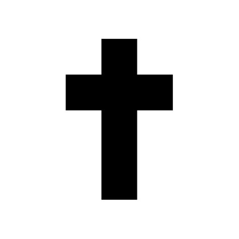 free cross icon png vector pixsector