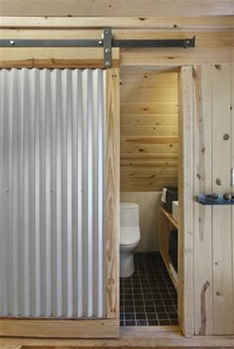 1000 Images About Shower Barn 1000 Images About Barn Bathroom On Corrugated